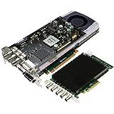PNY NVIDIA Quadro 6000 SDI I/O Adaptateur graphique Quadro 6000 PCI Express 2.0 x16 6 Go GDDR5 DVI, DisplayPort ( HDCP )