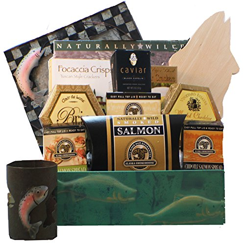 Art-of-Appreciation-Gift-Baskets-Bounty-of-the-Sea-Seafood-and-Smoked-Salmon-Gift-Basket