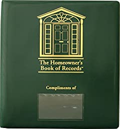 The Homeowner\'s Book of Records (Green)