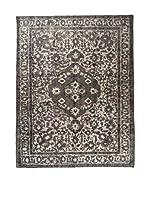 CarpeTrade Alfombra Deluxe Persian Vintage (Gris/Beige)