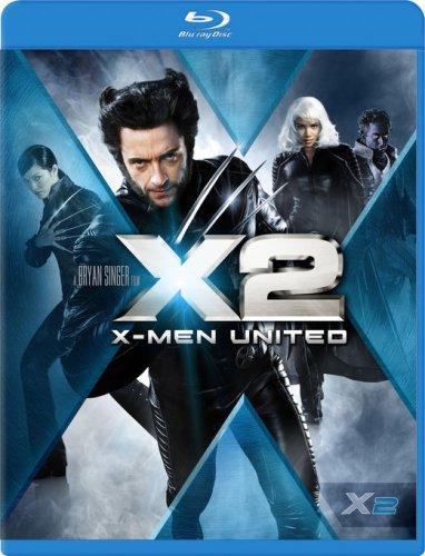 Люди Икс 2 / X2 (2003) BDRip-AVC от HQ-ViDEO