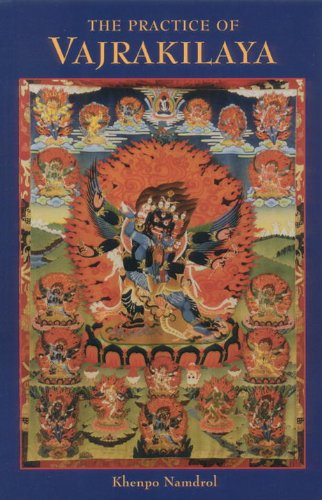 The Practice of Vajrakilaya