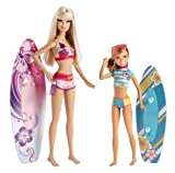 BARBIE SURF BARBIE & STACIE