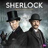 Sherlock Official 2017 Square Calendar