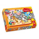 Puzzle - Tom & Jerry- 60 elements