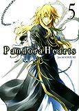 """Afficher """"Pandora Hearts n° 5"""""""
