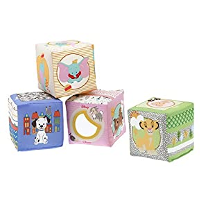 Chicco Disney Fabric Cubes