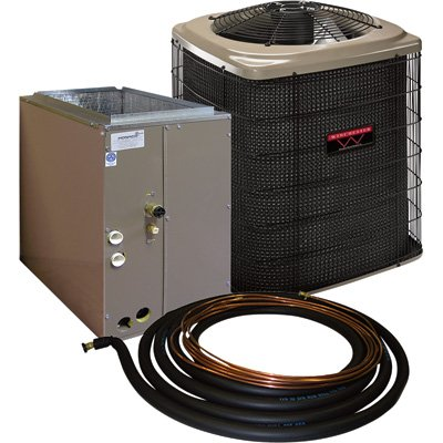 Hamilton Home Products Residential Air Conditioning System - 2 1/2-Ton, 30,000 BTU, Model# 4RAC30Q-30