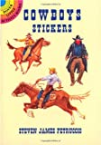 Cowboys Stickers (Dover Little Activity Books)