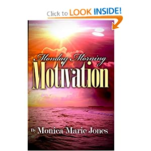 African American book review for Monday Morning Motivation by Monica Jones