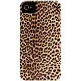 Case-Mate - Case for Apple iPhone 4/4S - Retail Packaging - Cheetah Print Barely There