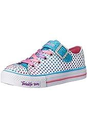 Skechers Kids Twinkle Toes-Mysticals Light-Up Sneaker (Little Kid)