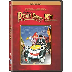 Who Framed Roger Rabbit: 25th Anniversary Edition (Two-Disc Blu-ray/DVD Combo in DVD Packaging)
