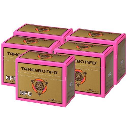 タヒボNFD ティーバッグ タイプ 5箱+ティーメーカーセット