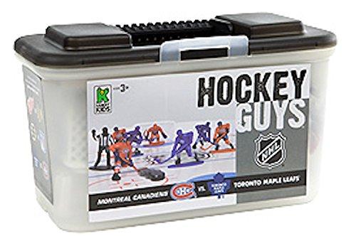 NHL Hockey Guys: Canadiens vs. Maple Leafs