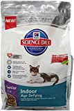 Hill's Science Diet Senior 11+ Indoor Age Defying Cat Food, 3.5-Pound
