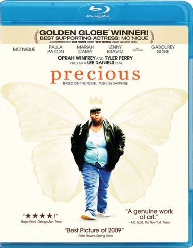 """Precious: Based on the Novel """"Push"""" by Sapphire [Blu-ray] by Lionsgate"""