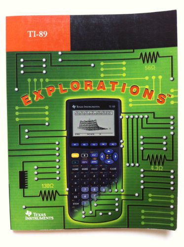 Electrical Engineering Applications with the TI-89