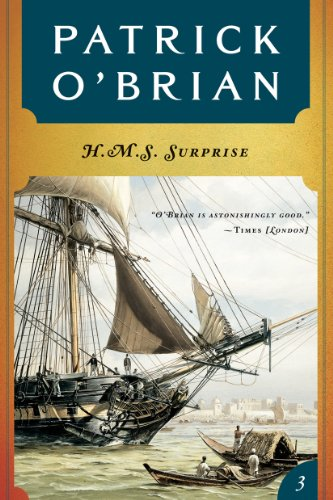 H. M. S. Surprise (Vol. Book 3)  (Aubrey/Maturin Novels)