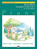 Piano: Hymn Book Complete Levels 2 & 3, for the Later Beginner (Alfred's Basic Piano Library)
