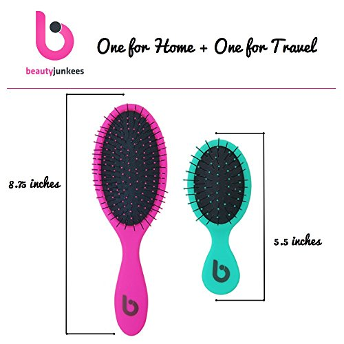 how to get tangles out of hair without pain
