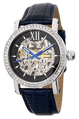 Burgmeister Women's BM158-103 Malaga Automatic Watch