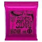 Ernie Ball 2223 Electric Guitar Strings Super Slinky