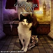 The Girl and the Clockwork Cat | Nikki McCormack