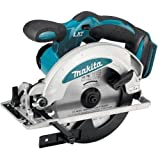 Makita Bare-Tool BSS610Z 18-Volt LXT Lithium-Ion Cordless 6-1/2-Inch Circular Saw image