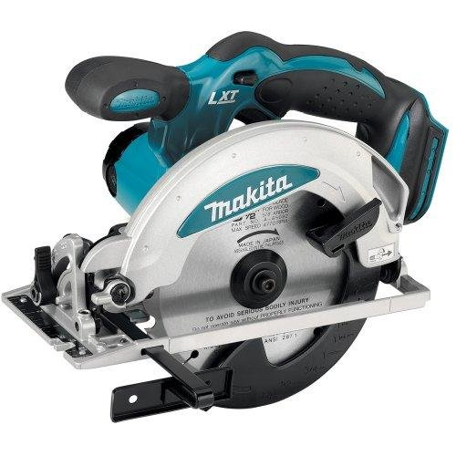 Makita Bare-Tool BSS610Z 18-Volt LXT Lithium-Ion Cordless 6-1/2-Inch Circular Saw