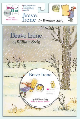 Brave Irene (Book & CD Set)