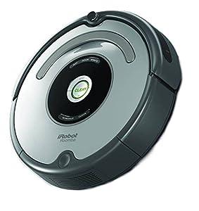 iRobot Roomba 650 Automatic Robotic Vacuum (Certified Refurbished)