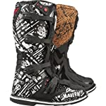 Fly Racing Maverik MX Adult MotoX/Off-Road/Dirt Bike Motorcycle Boots - Arsenal / Size 11