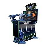 Aliens Extermination Deluxe Arcade Game