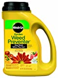 Miracle-Gro 100475 Garden Weed Preventer - 5 Pound