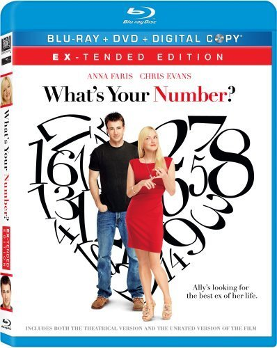 What's Your Number? (Ex-tended Edition) [Blu-ray/DVD Combo+Digital Copy] by 20th Century Fox