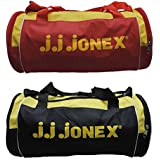 JJ Jonex Polyester 22 Cms Multi-Colour Soft Sided Gym Bags (Combo Pack Of 2 ) - B01H6VKPLY