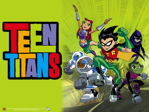 Teen Titans Season 1