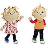 Charlie and Lola: Talking Poseable Set by Kids Preferred
