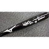 Ichiro Suzuki Autographed Hand Signed Mizuno Game Model Bat NY Yankees #31 Holo by Hall of Fame Memorabilia