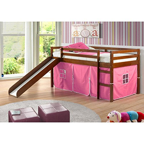 Kid Twin Bed Frame 3521 front