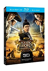 Flying Swords of Dragon Gate [Blu-ray]
