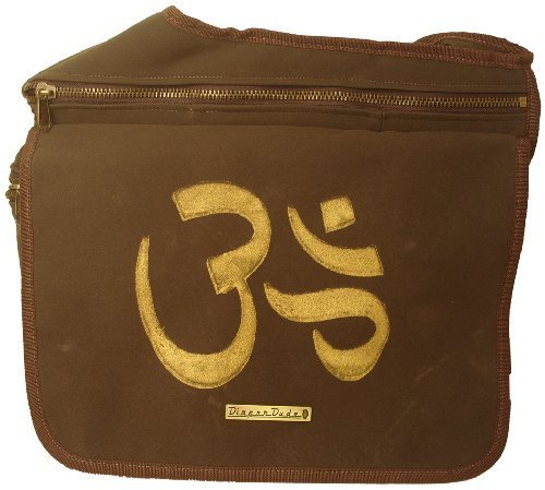 diaper-dude-faux-suede-ohm-bag-brown-by-diaper-dude