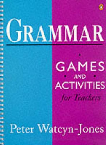 Book Cover: [share_ebook] Grammar Games And Activities For Teachers