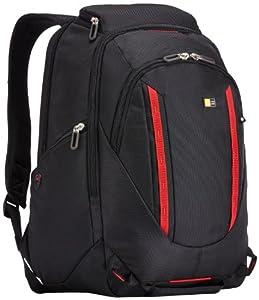 Case Logic Urbain BPEP115K Sac à dos en nylon pour Ordinateur 15,6''/iPad/Tablette Noir