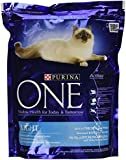 Purina ONE Light Rich in Chicken and Wheat Cat Food 800 g (Pack of 4)