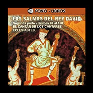 Los Salmos del Rey David: Segunda Parte [The Psalms of King David: Part 2] | [Yoyo USA, Inc]