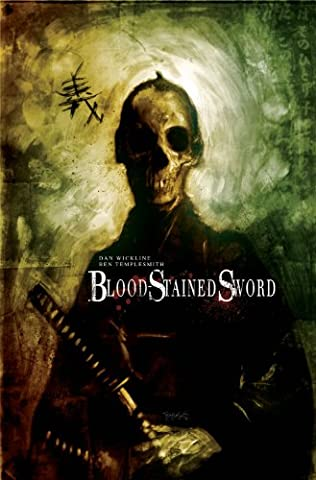 book cover of Blood-Stained Sword