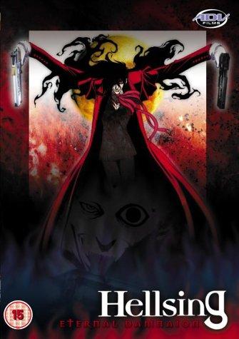 Hellsing - Vol. 4 - Episodes 10-13 [DVD]