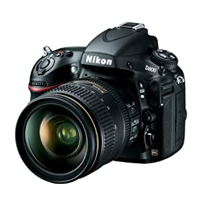 Nikon D800 36.3 MP CMOS FX-Format Digital SLR Camera Review